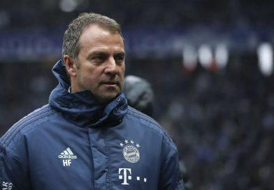 Ханс-Дитер Флик в качестве основного тренера футбольного клуба «Бавария»